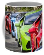 Follow That Lamborghini Coffee Mug