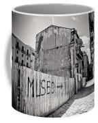 Follow The Arrow 2 Coffee Mug