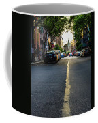 Follow The Yellow Line Coffee Mug
