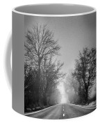 Follow Your Dreams    Monochrome Coffee Mug