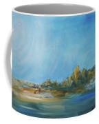 Following Yonder Star Coffee Mug
