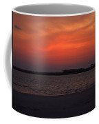 Folly Beach Sunset Coffee Mug