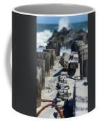 Folly Sea Wall Coffee Mug