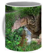Fonferek Glen Rock Bridge And Falls Coffee Mug