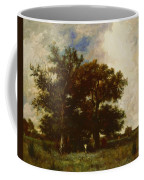 Fontainebleau Oaks 1840 Coffee Mug