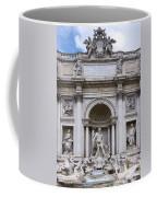 Fontana De Trevi Coffee Mug