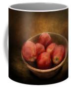 Food - Apples - A Bowl Of Apples  Coffee Mug
