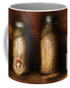 Food - Corn Yams And Oatmeal Coffee Mug by Mike Savad