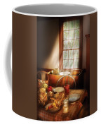 Food - Sunday Brunch Coffee Mug by Mike Savad