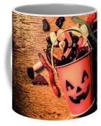 Food For The Little Halloween Spooks Coffee Mug