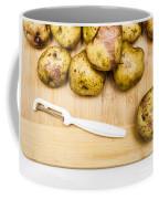 Food Prep In Progress Coffee Mug