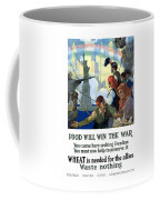 Food Will Win The War Coffee Mug