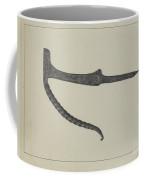 Foot Scraper Coffee Mug