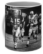 Football Game, 1966 Coffee Mug