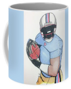 Football Player Coffee Mug