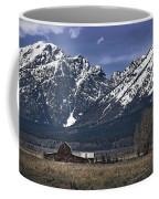 Foothills Of The Tetons Coffee Mug