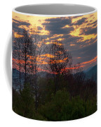 Foothills Parkway Dawn Coffee Mug