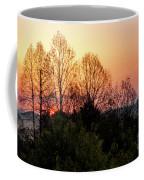 Foothills Parkway Sunrise Coffee Mug
