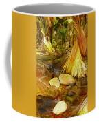 Footpath In National Park Coffee Mug