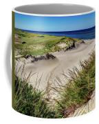 Footsteps In The Dunes Coffee Mug