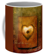 For All The Love Coffee Mug by Jacky Gerritsen