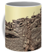 For Ever Watch At Devils Den Coffee Mug by Tommy Anderson