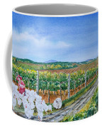 For The Love Of Chickens Coffee Mug