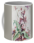 For The Love Of Orchids Coffee Mug