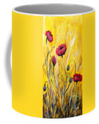 For The Love Of Poppies Coffee Mug
