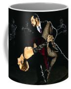 For The Love Of Tango Coffee Mug by Richard Young
