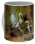 For The Nest, Honey Coffee Mug