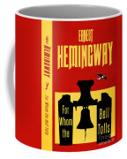 For Whom The Bell Tolls Book Cover Poster Art 1 Coffee Mug
