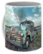 For Whom The Truck Tows Coffee Mug