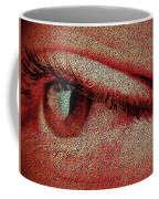 For Your Eyes Only Coffee Mug