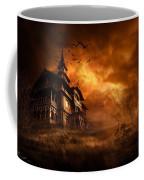 Forbidden Mansion Coffee Mug by Svetlana Sewell