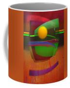 Forbidden Planet Coffee Mug