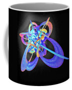 Force Fields Coffee Mug