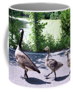 Three On A March Coffee Mug