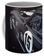 Ford Cobra Racing Coupe Coffee Mug