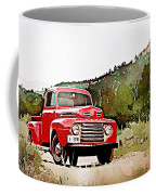 Ford F-1 Coffee Mug