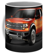 Ford F150 Svt Raptor Coffee Mug