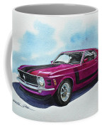 Ford Mustang Boss 302 Coffee Mug