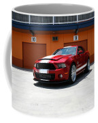 Ford Mustang Shelby Gt500 Coffee Mug