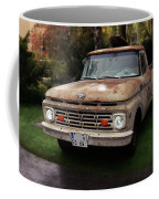 Ford Pickup, Ford 1964 Coffee Mug