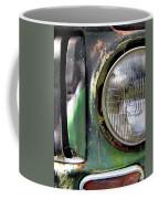 Ford Retro Truck Detail 1 Coffee Mug