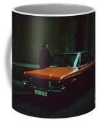 Ford Taunus 20m Rs Coupe Coffee Mug