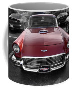 Ford Thunderbird Red V1 Coffee Mug