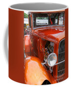 Ford V8 Right Side View Coffee Mug