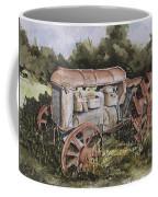 Fordson Model F Coffee Mug by Sam Sidders