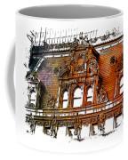 Forefathers Earthy Rainbow 3 Dimensional Coffee Mug
